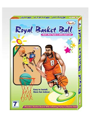 Annie Lw-An024 Royal Basket Ball