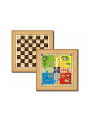Annie Lw-An034 2 In 1 Chess & Ludo