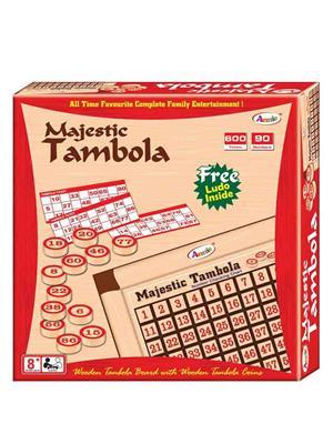 Annie Lw-An042 Majestic Tambola