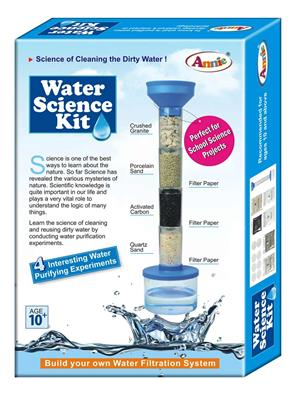 Annie Lw-An051 Water Science Kit