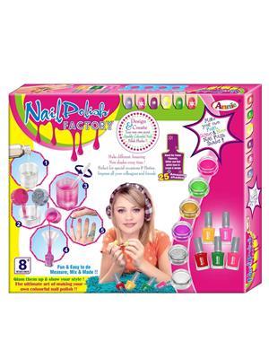 Annie Lw-An052 Nail Polish Factory