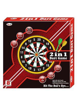 Annie Lw-An061 2 In 1 Dart Game