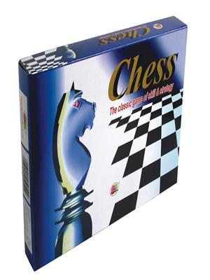 Ekta Lw-Et010 Multicoloured Chess Sr. Board Game