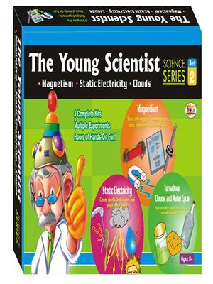 Ekta Lw-Et056 Multicoloured The Young Scientist-2