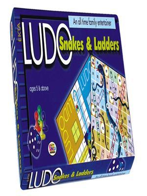 Ekta Lw-Et063 Multicoloured Ludo Sr.