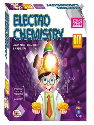 Ekta Lw-Et066 Multicoloured Electro Chemistry
