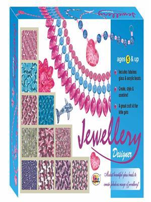 Ekta Lw-Et091 Multicoloured Jewellery Designer