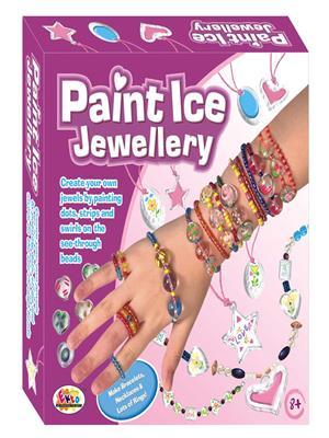 Ekta Lw-Et093 Multicoloured Paint Ice Jewellery
