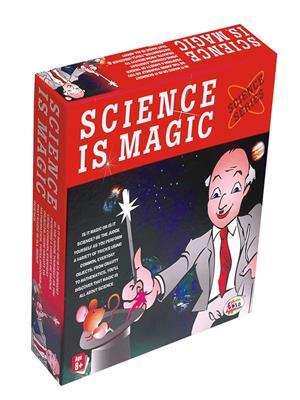 Ekta Lw-Et096 Multicoloured Science Is Magic