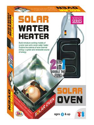 Ekta Lw-Et099 Multicoloured Solar Water Heater-Solar Oven