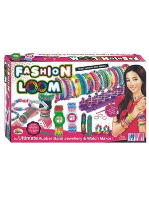 Ekta Lw-Et130 Multicoloured Fashion Loom Bands Jumbo