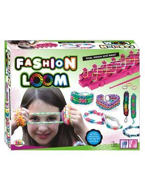 Ekta Lw-Et131 Multicoloured Fashion Loom Bands Medium