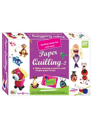 Ekta Lw-Et138 Multicoloured Paper Qualling 2