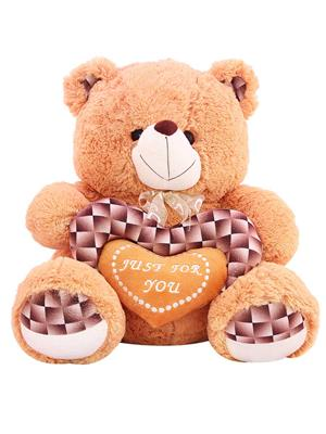 Dealbindaas Lw-Fz022 Brown Woody Teddy Bear