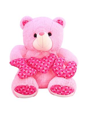 Dealbindaas Lw-Fz023 Pink Ilu Teddy Bear