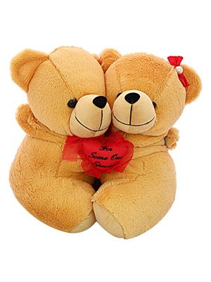 Dealbindaas Lw-Fz029 Brown Teddy Bear