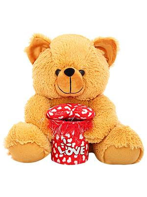 Dealbindaas Lw-Fz030 Brown Teddy Bear