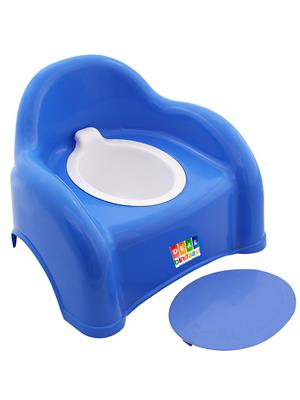 Dealbindaas Lw-Hb001 Blue Sofa Potty