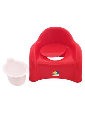 Dealbindaas Lw-Hb001 Red Sofa Potty