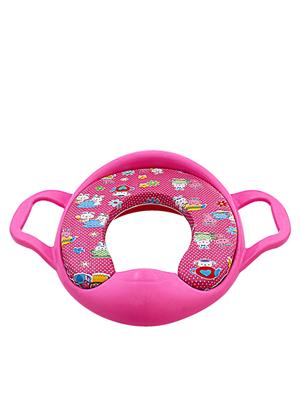 Dealbindaas Lw-Hb004 Pink Potty Handle