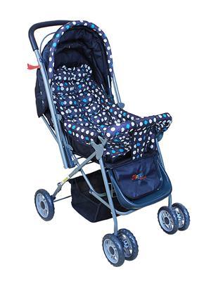 DealBindaas LW-MP015 Blue Dot Prams & Stroller