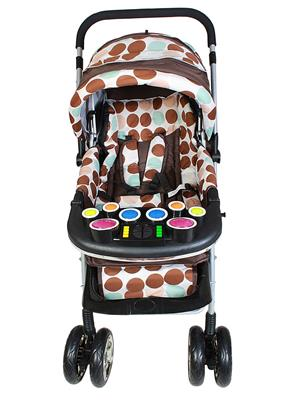 DealBindaas LW-MP017 Brown Prams & Stroller
