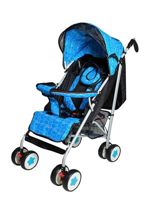 DealBindaas LW-MP019 Blue Prams & Stroller