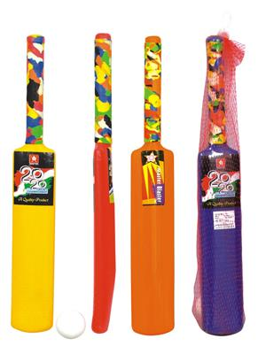 Nippon LW-NT006 Multicolored Bat Ball Set Mini Net