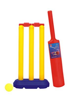 Nippon LW-NT014 Multicolored Cricket Set Baby