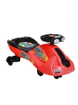 Playtool LW-PI002 Red Black Fast N Furious Magic Swing Car