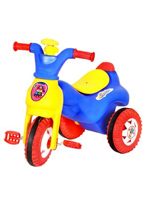 Playtool Lw-Pi007 Multicolored Spider Baby Tricycle