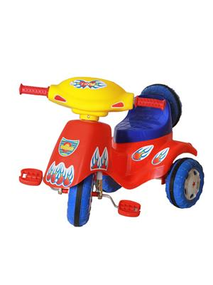 Playtool Lw-Pi009 Multicolored Tiny Tricycle