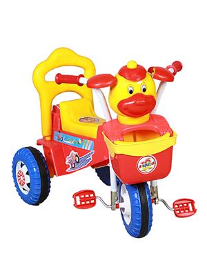 Playtool Lw-Pi011 Multicolored Speedy Tricycle Musical Dog Face
