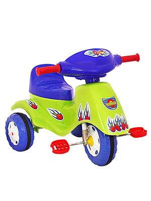 Playtool Lw-Pi012Bgrn Multicolored Win Tricycle