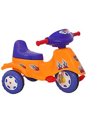 Playtool Lw-Pi012Borg Multicolored Win Tricycle