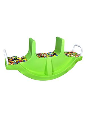 Playtool Lw-Pi014 Green Baby Boat Rocker Swing