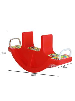 Playtool Lw-Pi014 Multicolored Baby Boat Rocker Swing
