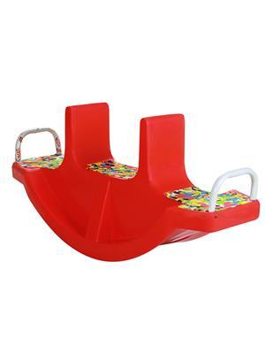Playtool Lw-Pi014 Multicolored Baby Boat Rocker Swing