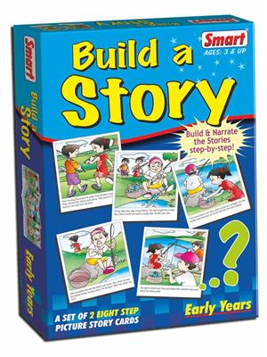 Smart Toys Lw-St002 Build A Story