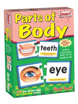 Smart Toys Lw-St003 Body Parts