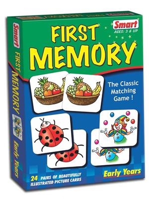 Smart Toys Lw-St005 First Memory
