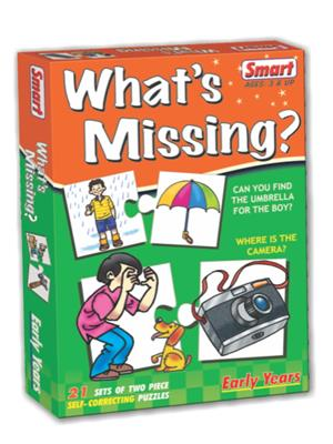 Smart Toys Lw-St006 What Is Missing