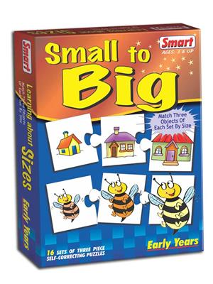 Smart Toys Lw-St014 Small To Big