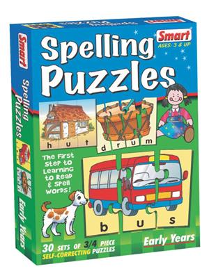 Smart Toys Lw-St018 Spelling Puzzles
