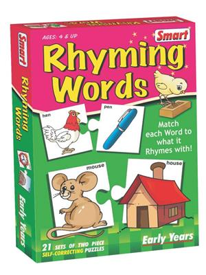 Smart Toys Lw-St019 Rhyming Words