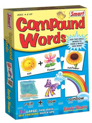 Smart Toys Lw-St024 Compound Words