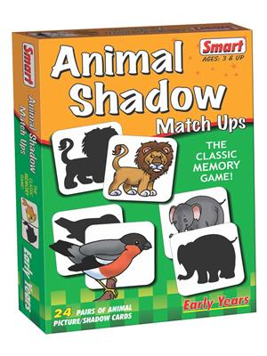 Smart Toys Lw-St033 Animal Shadow Match