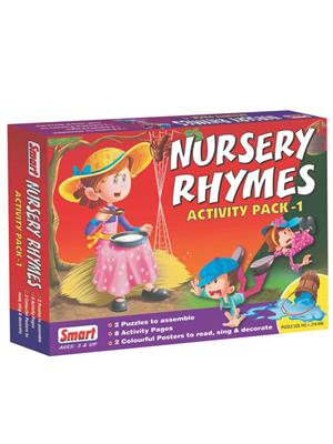 Smart Toys Lw-St041 Nursery Rhymes Pack-Iii