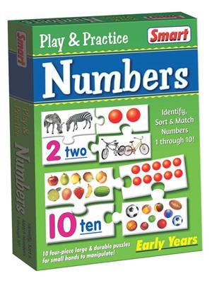 Smart Toys Lw-St043 Play N Practice Numbers