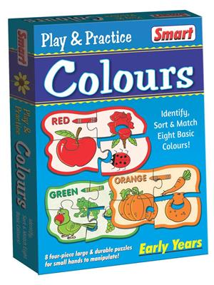 Smart Toys Lw-St045 Play N Practice Colours
